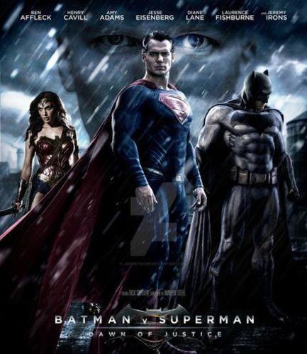 Бетмен проти Супермена: На зорі справедливості / Бэтмен против Супермена: Н ...