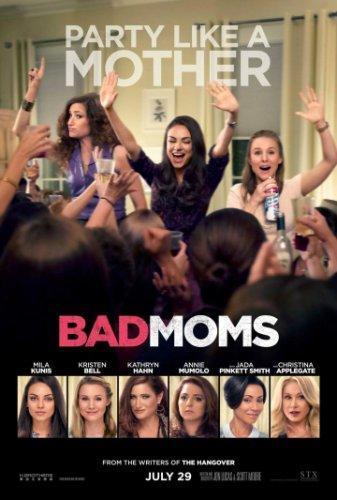 Дуже погані матусі / Очень плохие мамочки (2016)