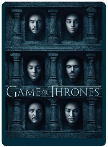 Игра престолов 6 сезон все серии (2016)