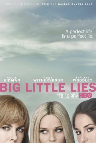 Большая маленькая ложь 2 сезон (2019)