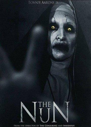 Проклятие монахини (2018)