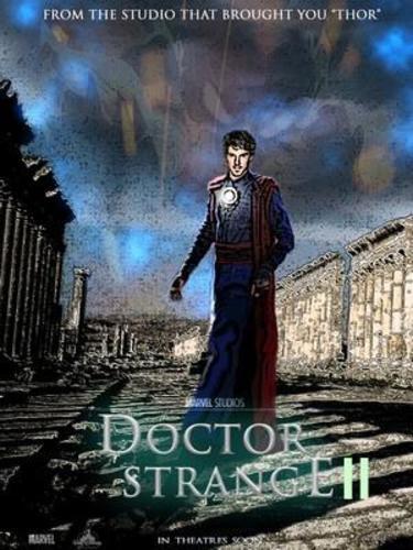 Доктор Стрэндж 2 (2018)