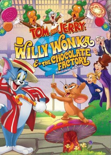 Том и Джерри: Вилли Вонка и шоколадная фабрика (2017)