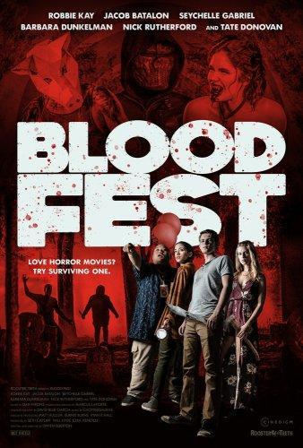 Кровавый фестиваль (2018)