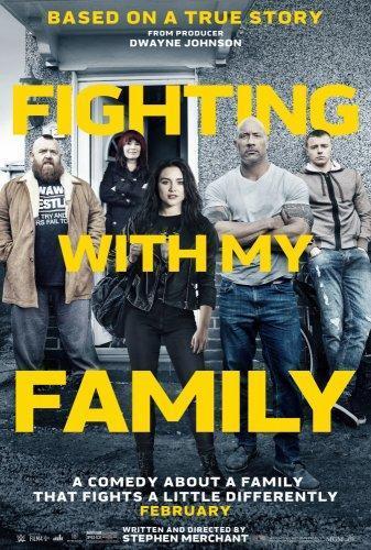 Борьба с моей семьей (2019)
