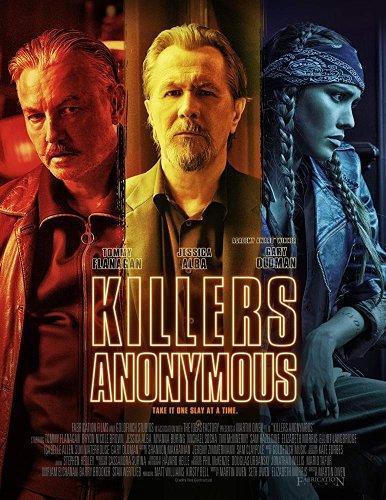 Клуб анонимных киллеров (2019)